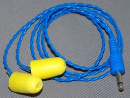 Ear Plug Yellow