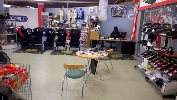 Osatuonti Racing Shop